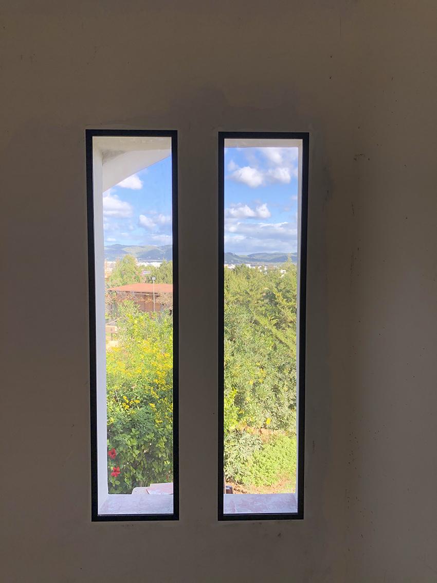 Fenêtres Ibiza