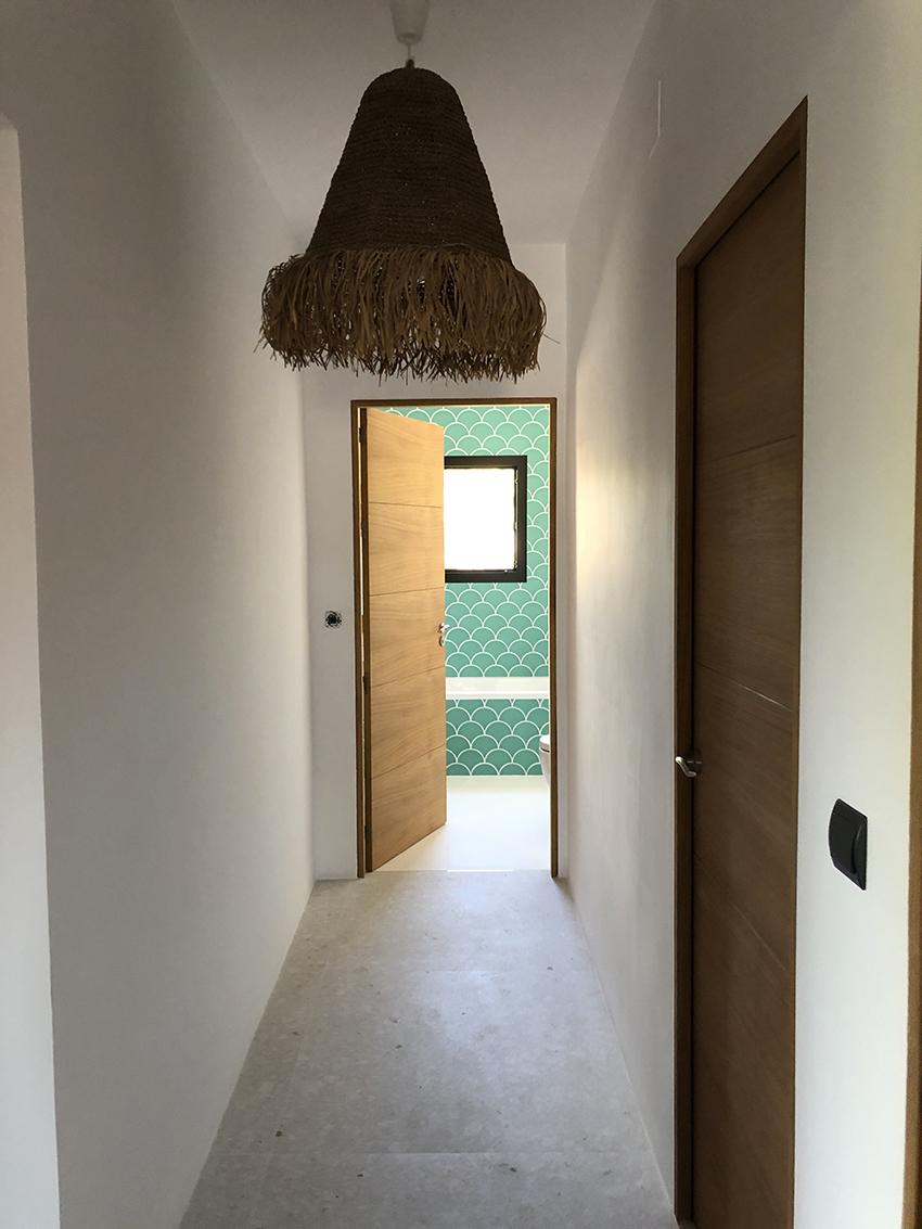 Finitions maison Ibiza