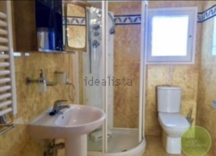 Salle de bains à rénover à Ibiza
